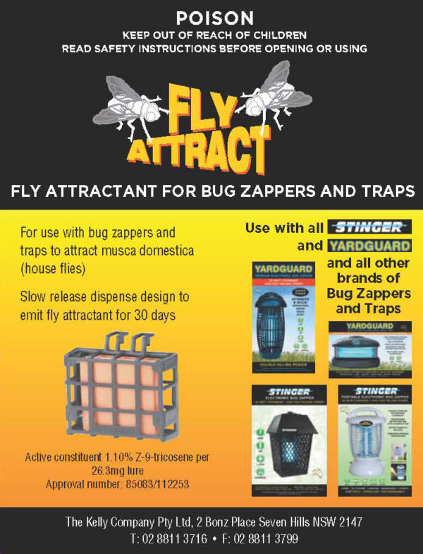 Fly Attract Brochure